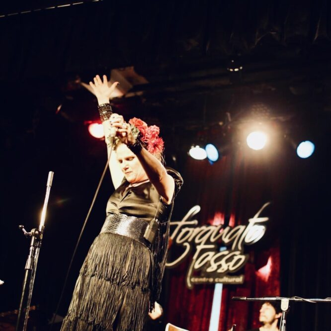 La Uva - La Chicana - Acho Estol - Dolores Sola