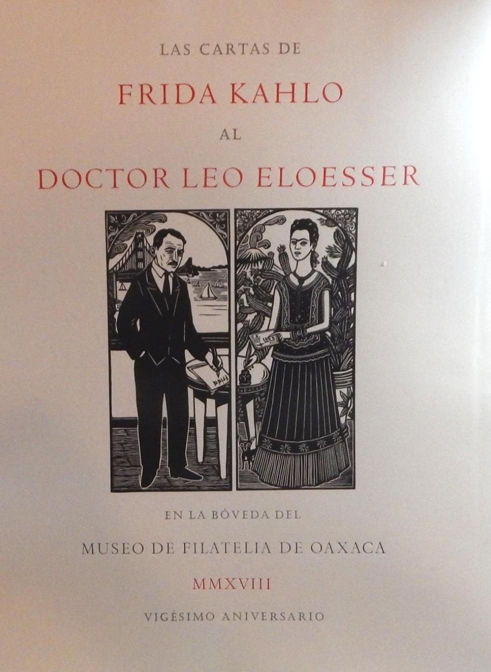 Cartas Frida y medico