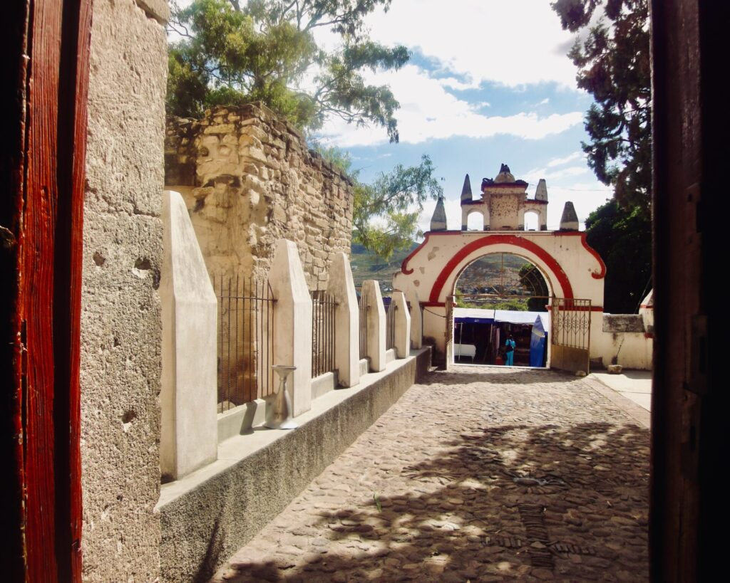 Iglesia de San Pablo Villa de Mitla