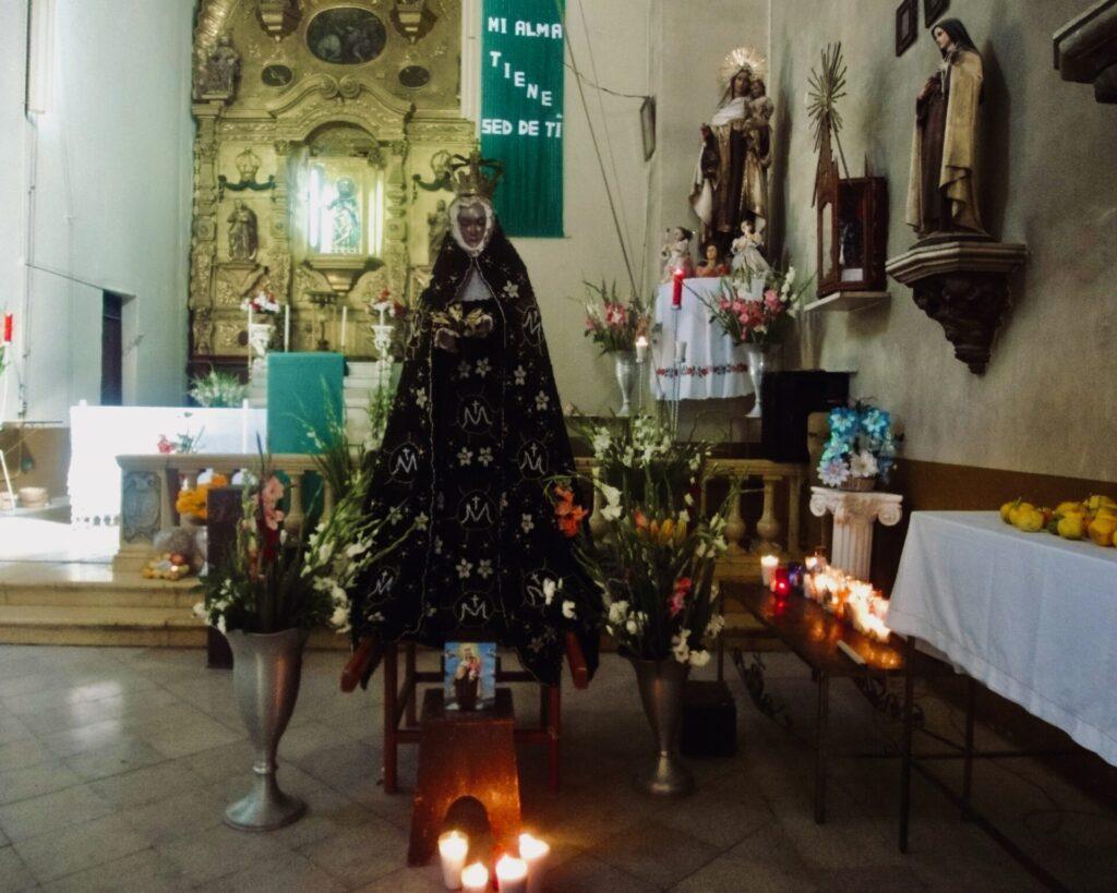 Iglesia de San Pablo Villa de Mitla 7