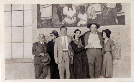 Elosser - Frida Kahlo - Rivera