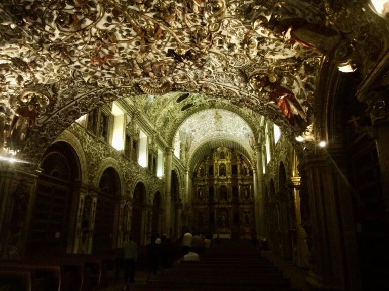 Templo Santo Domingo Oaxaca