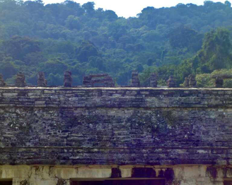Zona Arqueológica Palenque