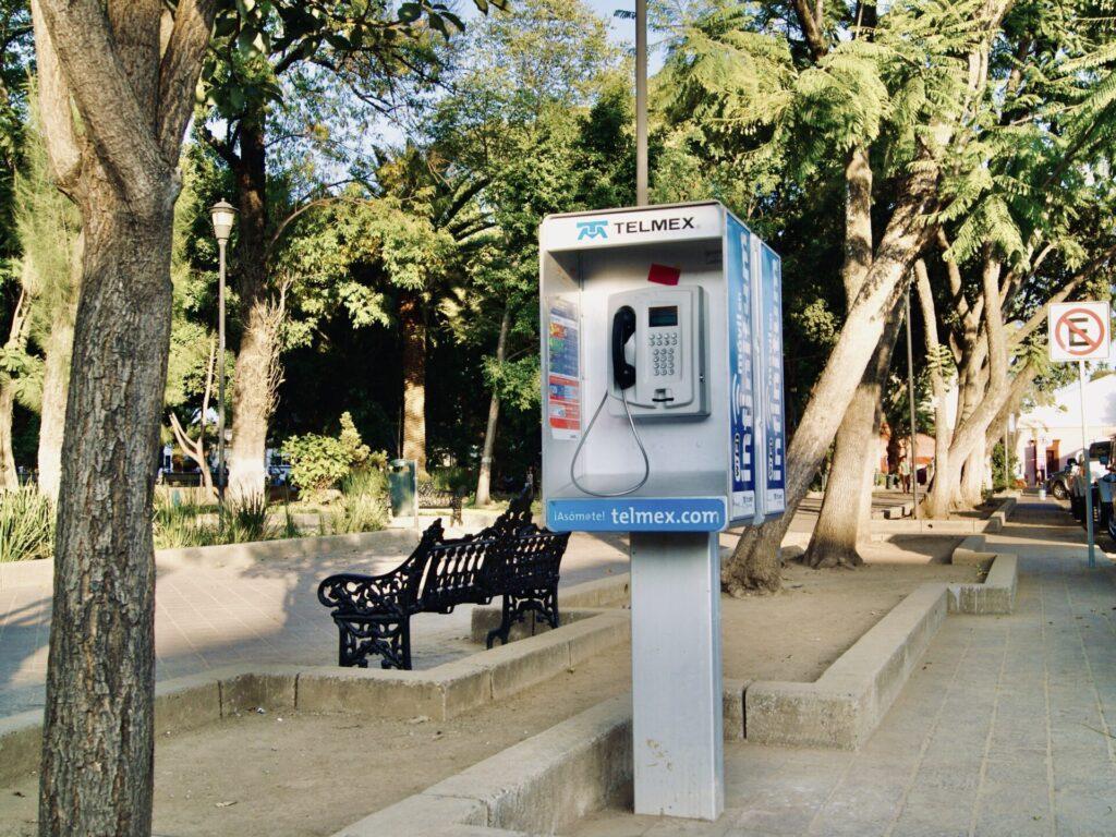oaxaca plaza telefono