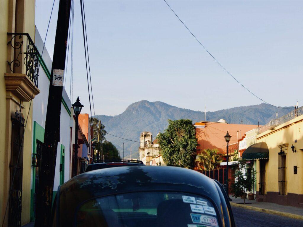 oaxaca calle