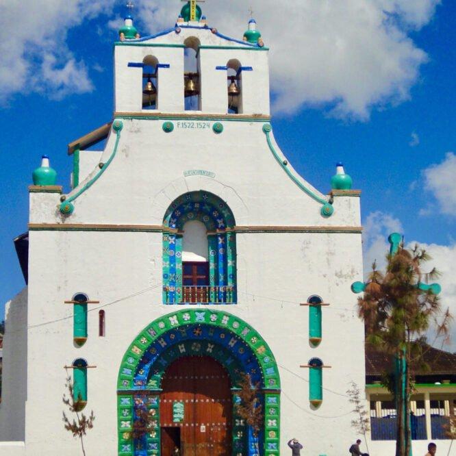 Sincretismo en Chiapas